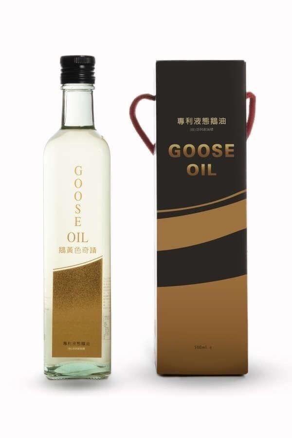 金鵝油-鵝黃色奇蹟 500g/瓶 10瓶/組