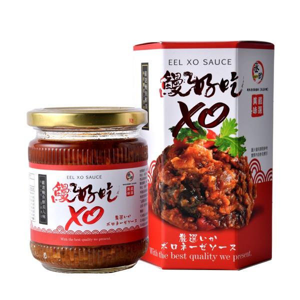 極品鰻魚XO醬280g/罐