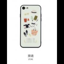 拾光系列手機殼-旅途-iphone 8 plus
