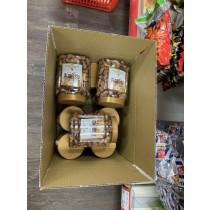 CLC 越南烘焙鹽烤帶皮腰果 400公克/罐 10罐/箱