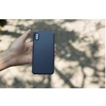 手機殼-純素系列-黑影iPhone X