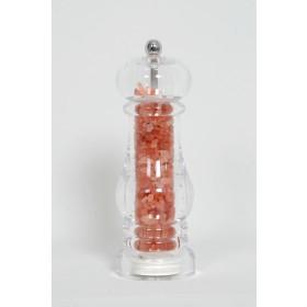 喜馬拉雅山結晶岩鹽(玫瑰鹽)2罐/組 (100公克粗鹽研磨罐)